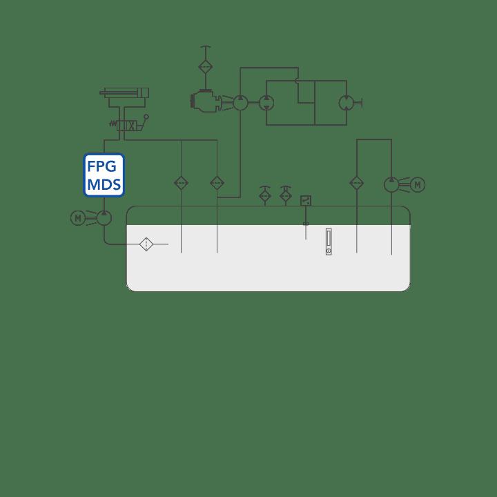 FPG – MDS diagram