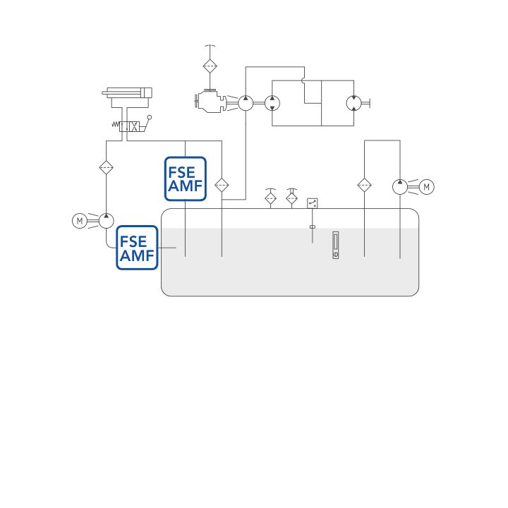 FSE – AMF diagram