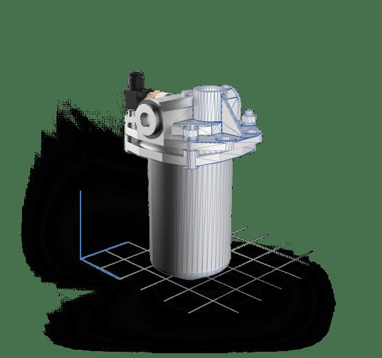 Ufi Hydraulic division - Libreria 3D