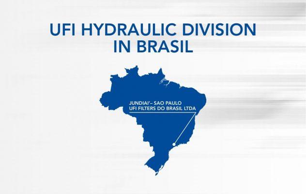 UFI Hydraulic Division in Brazil