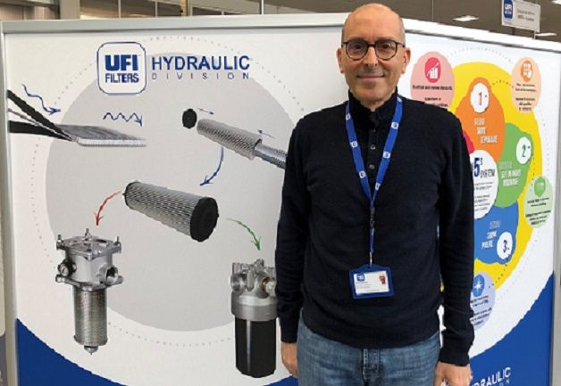 Engineering function of UFI Hydraulic Division