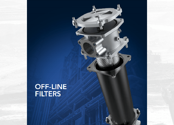 offline filters maintenance manuals