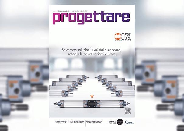 Progettare presents the filtermax series