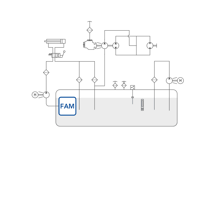 FAM diagramma