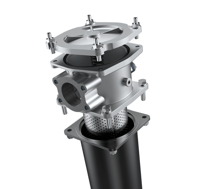 Off-line filters – UFI Filters Hydraulic Division