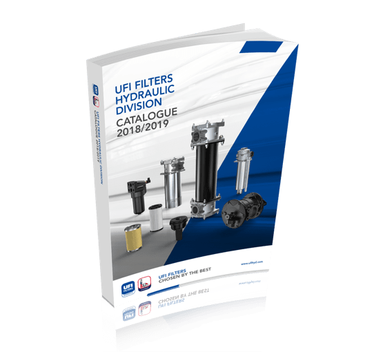 Ufi Hydraulic division - Catalogue