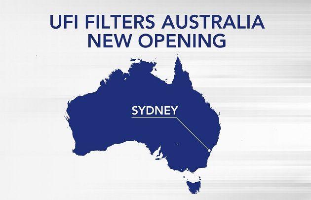 UFI FILTERS AUSTRALIA